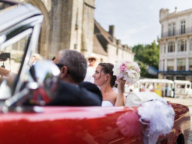 Le mariage de Julien et Charlène  à Quimper, Finistère 39