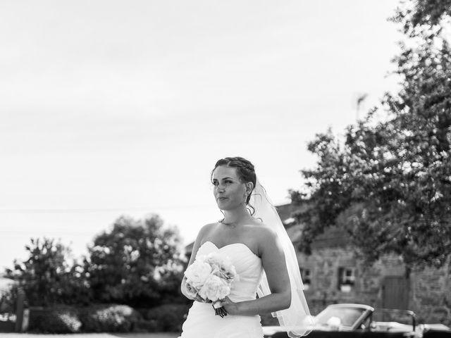 Le mariage de Julien et Charlène  à Quimper, Finistère 42