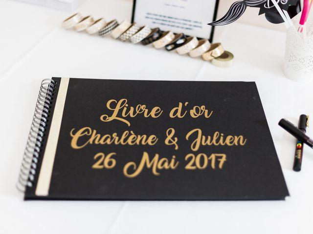 Le mariage de Julien et Charlène  à Quimper, Finistère 45