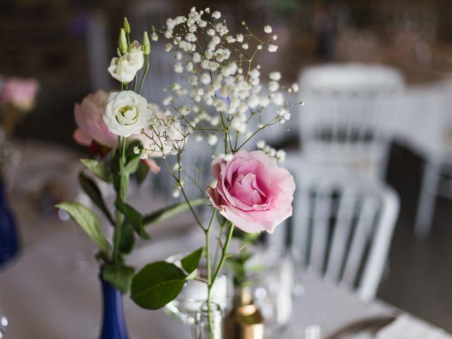 Le mariage de Julien et Charlène  à Quimper, Finistère 50