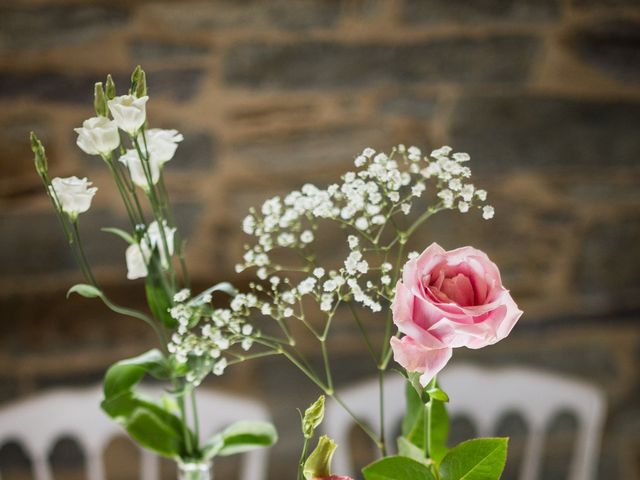 Le mariage de Julien et Charlène  à Quimper, Finistère 55