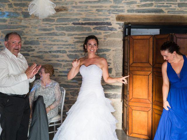 Le mariage de Julien et Charlène  à Quimper, Finistère 61