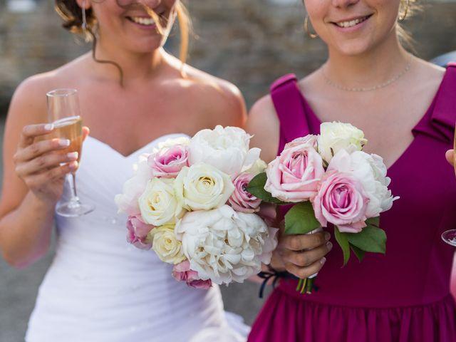 Le mariage de Julien et Charlène  à Quimper, Finistère 64