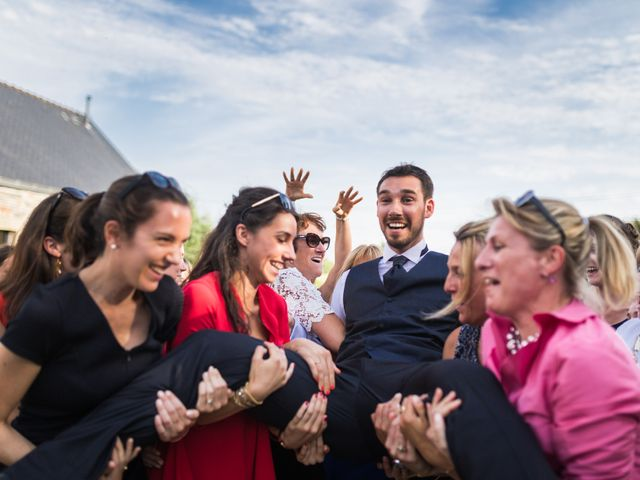 Le mariage de Julien et Charlène  à Quimper, Finistère 65