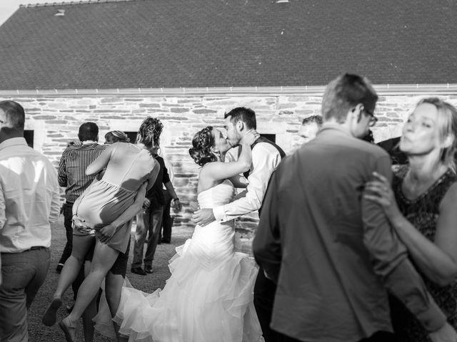Le mariage de Julien et Charlène  à Quimper, Finistère 71