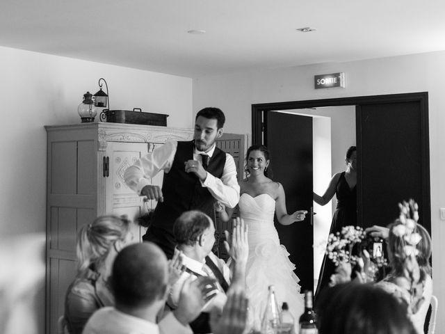 Le mariage de Julien et Charlène  à Quimper, Finistère 84