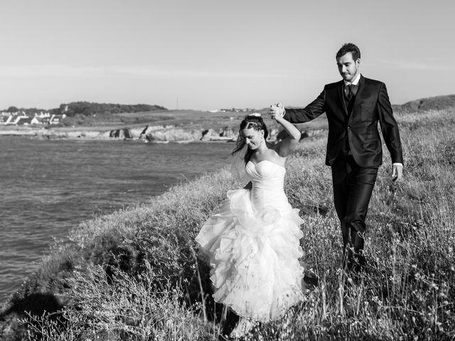 Le mariage de Julien et Charlène  à Quimper, Finistère 88
