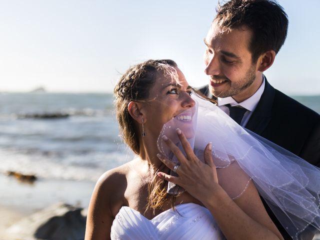 Le mariage de Julien et Charlène  à Quimper, Finistère 91