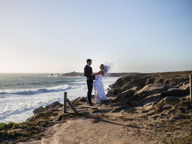 Le mariage de Julien et Charlène  à Quimper, Finistère 111