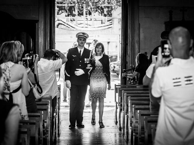 Le mariage de Kevin et Aude à Rognonas, Bouches-du-Rhône 16