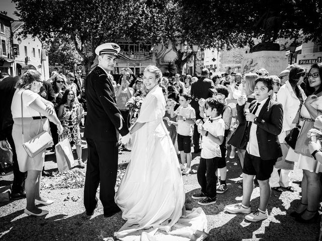 Le mariage de Kevin et Aude à Rognonas, Bouches-du-Rhône 26
