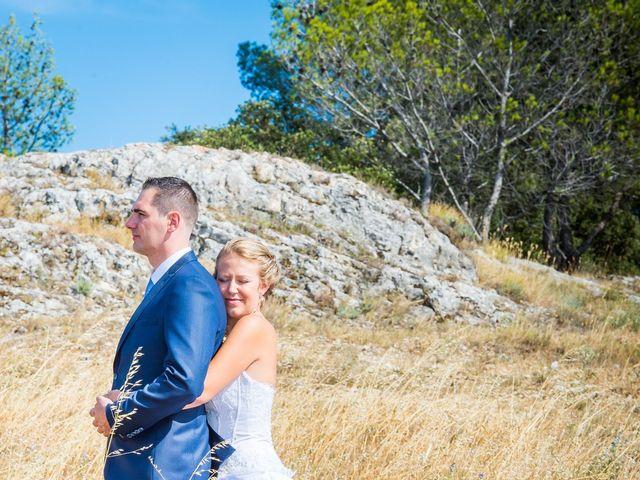 Le mariage de Kevin et Aude à Rognonas, Bouches-du-Rhône 42