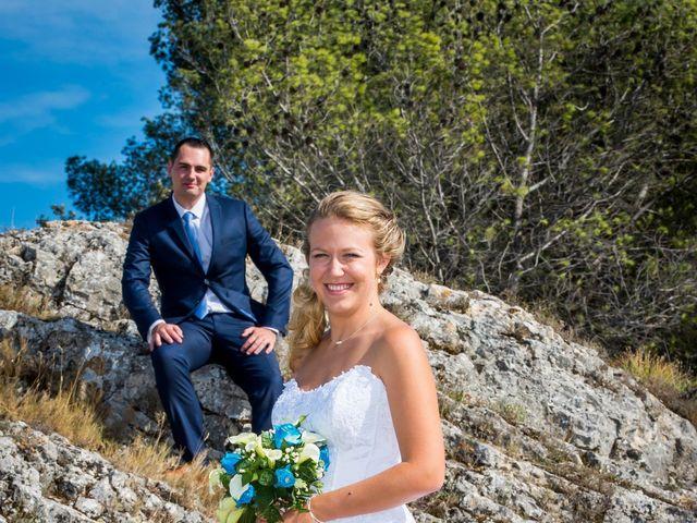 Le mariage de Kevin et Aude à Rognonas, Bouches-du-Rhône 44