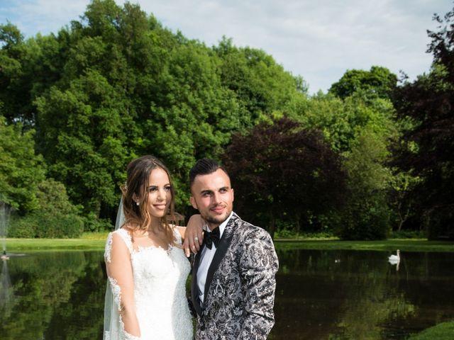 Le mariage de Martin et Nassima à Paray-Douaville, Yvelines 4