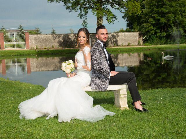 Le mariage de Martin et Nassima à Paray-Douaville, Yvelines 6