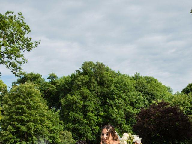 Le mariage de Martin et Nassima à Paray-Douaville, Yvelines 7