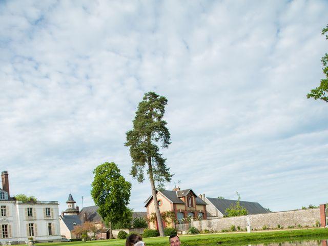Le mariage de Martin et Nassima à Paray-Douaville, Yvelines 8