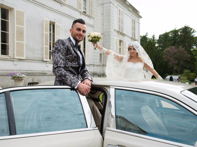 Le mariage de Martin et Nassima à Paray-Douaville, Yvelines 12