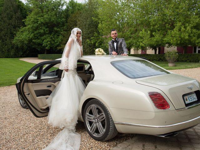 Le mariage de Martin et Nassima à Paray-Douaville, Yvelines 13