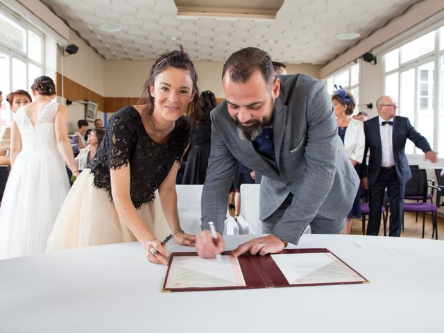 Le mariage de Sébastien et Marie à Varades, Loire Atlantique 33
