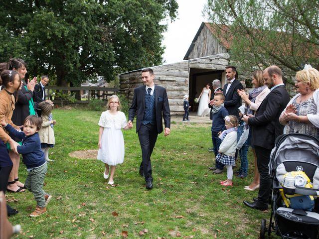 Le mariage de Sébastien et Marie à Varades, Loire Atlantique 44