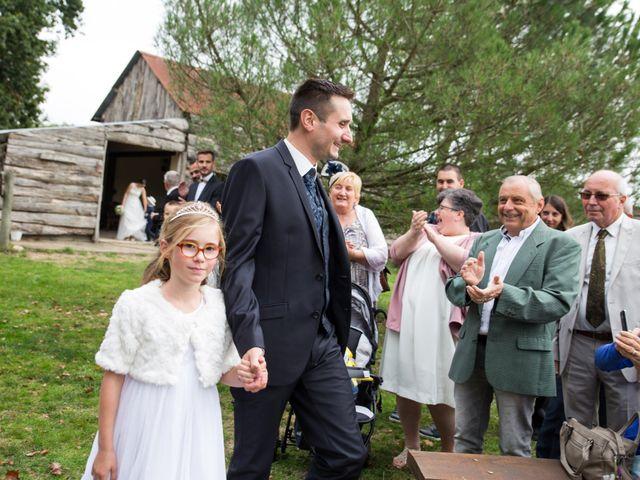 Le mariage de Sébastien et Marie à Varades, Loire Atlantique 45
