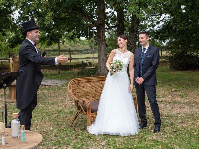 Le mariage de Sébastien et Marie à Varades, Loire Atlantique 48