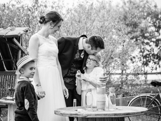 Le mariage de Sébastien et Marie à Varades, Loire Atlantique 54