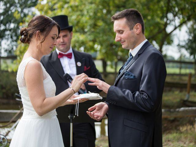 Le mariage de Sébastien et Marie à Varades, Loire Atlantique 58