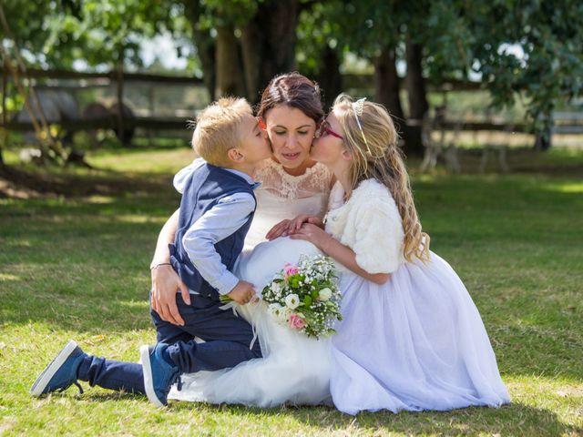 Le mariage de Sébastien et Marie à Varades, Loire Atlantique 79