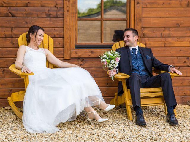 Le mariage de Sébastien et Marie à Varades, Loire Atlantique 1