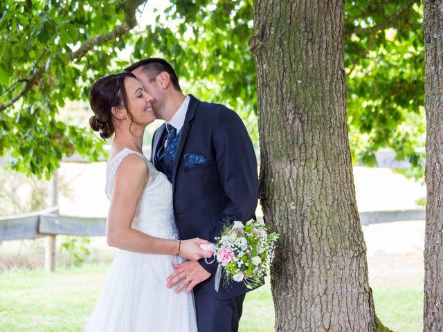 Le mariage de Sébastien et Marie à Varades, Loire Atlantique 87