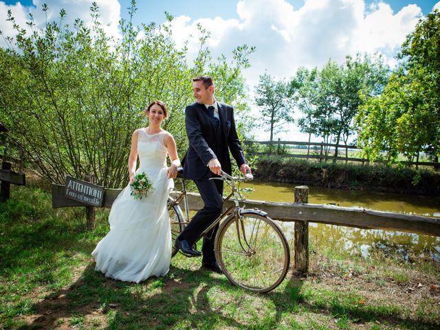 Le mariage de Sébastien et Marie à Varades, Loire Atlantique 89
