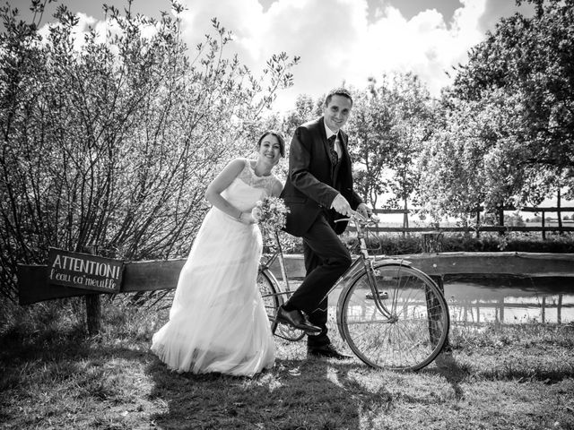 Le mariage de Sébastien et Marie à Varades, Loire Atlantique 90