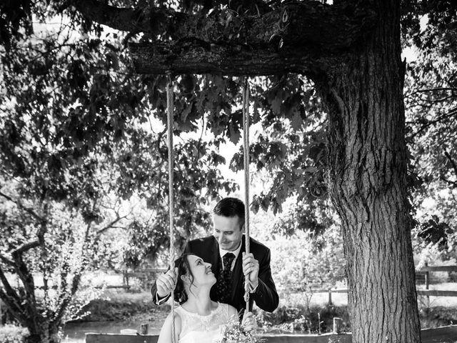 Le mariage de Sébastien et Marie à Varades, Loire Atlantique 95