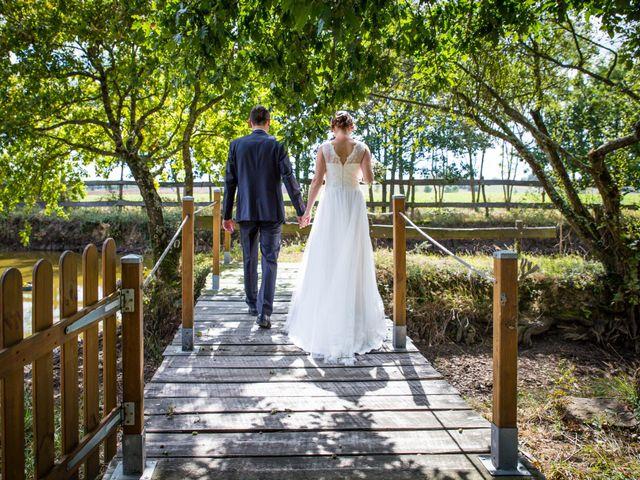 Le mariage de Sébastien et Marie à Varades, Loire Atlantique 2