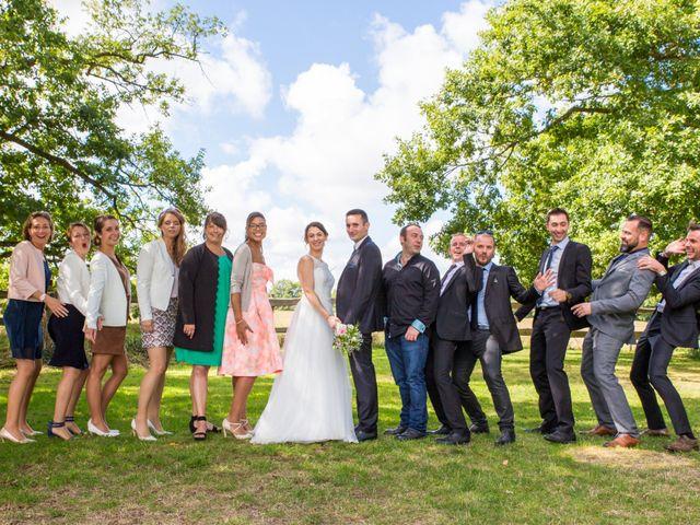 Le mariage de Sébastien et Marie à Varades, Loire Atlantique 98