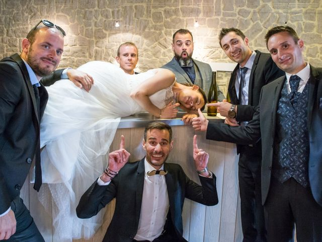 Le mariage de Sébastien et Marie à Varades, Loire Atlantique 110
