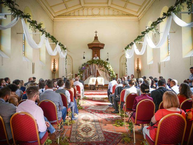 Le mariage de Marc et Jennifer à Husseren-Wesserling, Haut Rhin 12