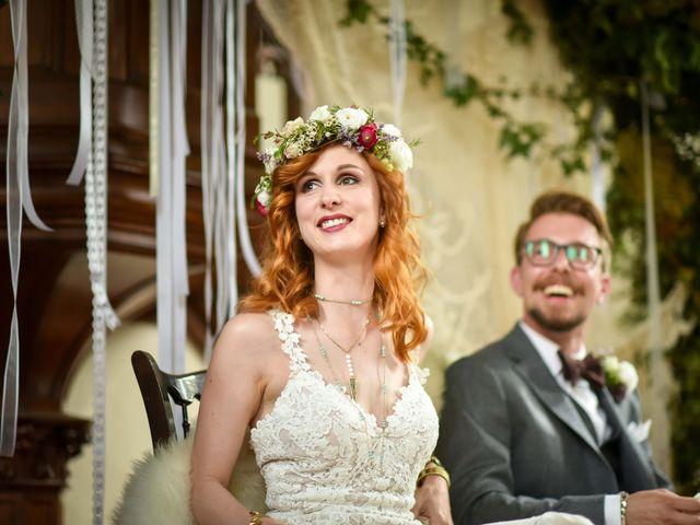 Le mariage de Marc et Jennifer à Husseren-Wesserling, Haut Rhin 17