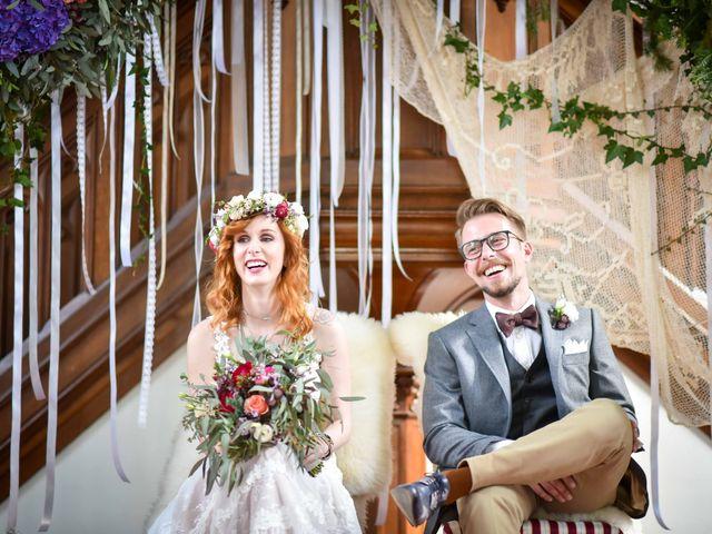 Le mariage de Marc et Jennifer à Husseren-Wesserling, Haut Rhin 20