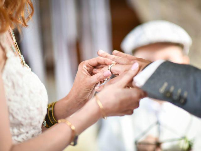 Le mariage de Marc et Jennifer à Husseren-Wesserling, Haut Rhin 22