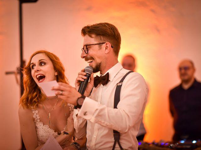 Le mariage de Marc et Jennifer à Husseren-Wesserling, Haut Rhin 37