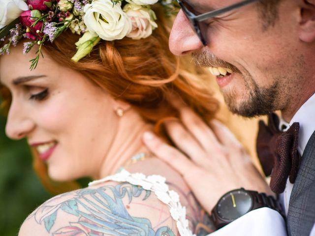 Le mariage de Marc et Jennifer à Husseren-Wesserling, Haut Rhin 1