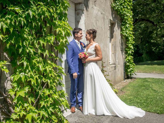 Le mariage de Hugues et Aurore à Présilly, Haute-Savoie 12