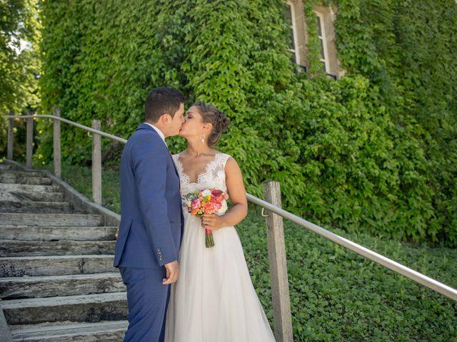 Le mariage de Hugues et Aurore à Présilly, Haute-Savoie 13