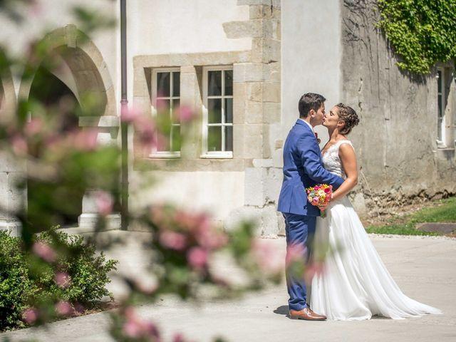 Le mariage de Hugues et Aurore à Présilly, Haute-Savoie 19