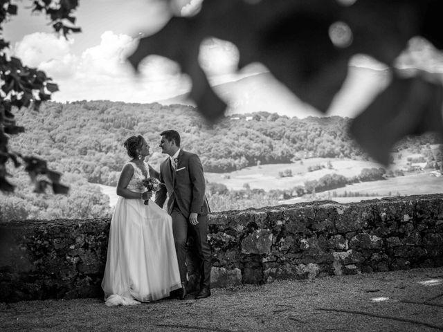 Le mariage de Hugues et Aurore à Présilly, Haute-Savoie 20