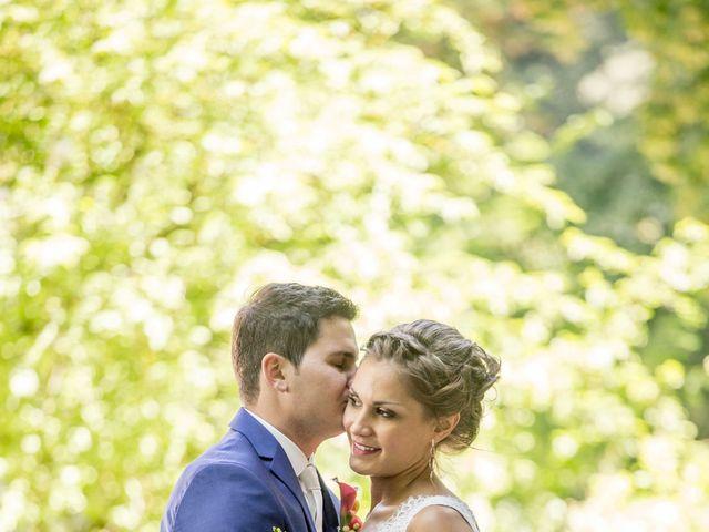 Le mariage de Hugues et Aurore à Présilly, Haute-Savoie 22