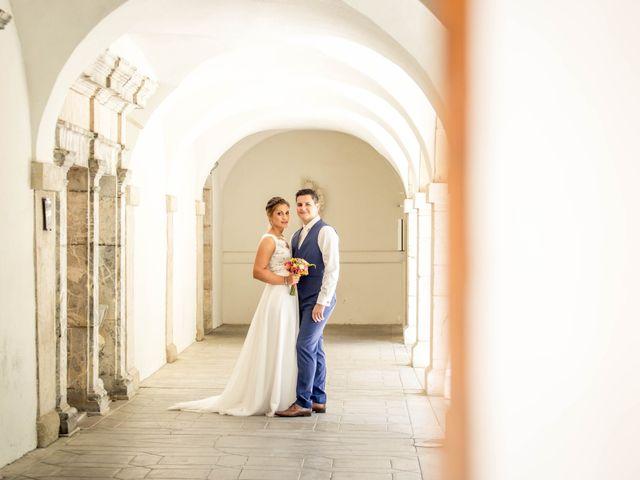 Le mariage de Hugues et Aurore à Présilly, Haute-Savoie 24